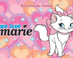 R�tulo Bolinha De Sab�o - Marie