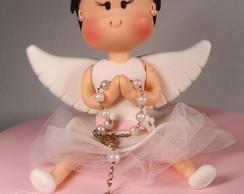 Boneca Personalizada Para Batizado 03