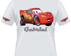 Camiseta Cars/Carros