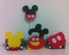 Forminhas do Mickey