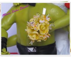Noivinho Shrek lutador