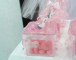 Caixa Sapatinho de Cristal