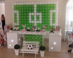 Decora��o Clean Futebol SPFC