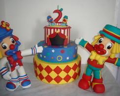Aluguel Decora��o Circo Patati Patat�