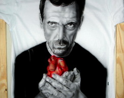 Camiseta Dr. House