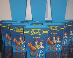 Cach�po M�dio Toy Story Personalizada