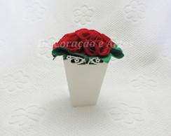 Vasinho de arranjo floral (modelo 1)