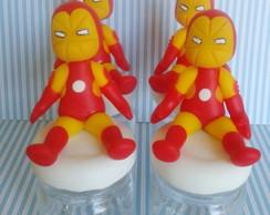 Homem de Ferro - Mini Potinho