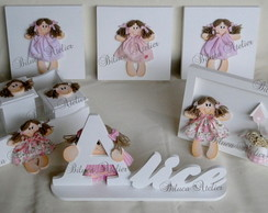 KIT BEB� ALICE - 06 PE�AS