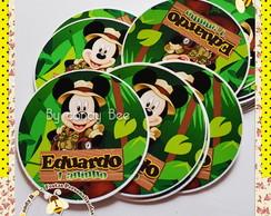 Adesivo Mickey Safari