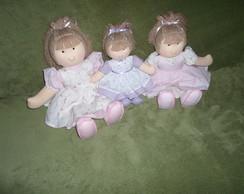 trio de boneca