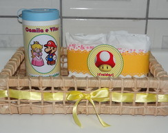 Mini Kit Toilet Mario Bros Ber��rio