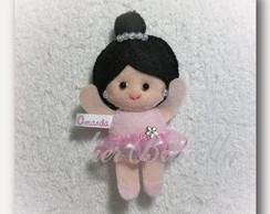Bailarina Mini Personalizada da Bibiella