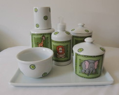 Kit Safari Porcelana