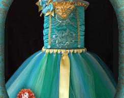 Cole��o Princesas : Merida Valente