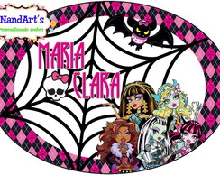 Arte Elipse-Monster High
