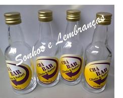 Garrafinha Personalizada Ch� Bar- Skol