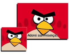 Jogo Americano Angry Birds