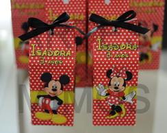 Caixinha De Leite Minnie e Mickey