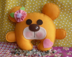Mini Ursinho em Feltro