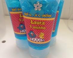 gel para cabelos Galinha Pintadinha