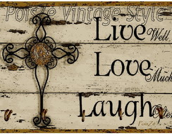 "Porta Chaves ""Live, Love, Laugh"""