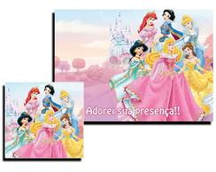Jogo Americano Princesas