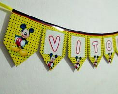 Bandeirola Mickey M1
