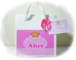 Kit Hidratante e �lcool gel - Princesa!