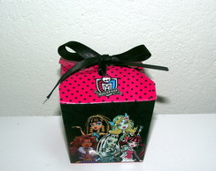 Caixa Sushi Monster High