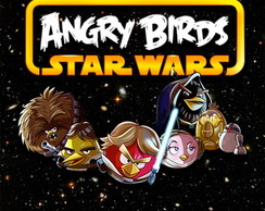 R�tulo Para Bisnaga - Angry Birds
