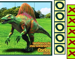 Dino Dan Jogo Da Velha