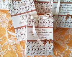 Convite De Casamento Madrinhas-padrinhos