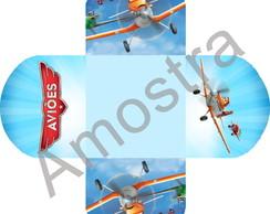 Forminha Personalizada - Avi�es