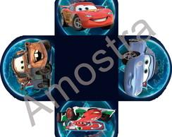 Forminha Personalizada - Carros