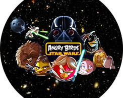 Latinhas - Angry Birds Star Wars
