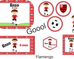 Festa Personalizada Flamengo
