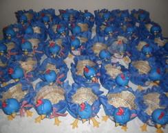 Centros de mesas galinha pintadinha