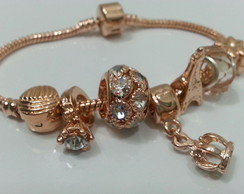 Pulseira Life Rose - For Queens