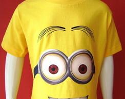 Camiseta Infantil Minion Dave