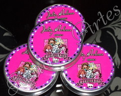 Latinha Personalizada Monster High