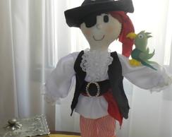 Pirata Luxo em feltro