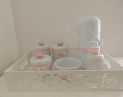 Kit Flores Rosa