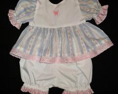 vestido para beb� reborn