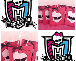 Sacolas Moster High