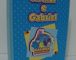 �lbum Galinha Pintadinha / fotos 15x21cm