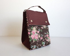 Lunch Bag - Floral Rom�ntica