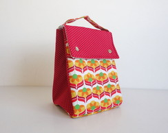 Lunch Bag - Floral Retr�