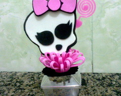Potinho Monster High com Espiral