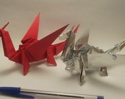 Drag�o Grande De Origami